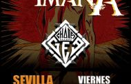 VITA IMANA estarán actuando junto a CHAOS BEFORE GEA este viernes 15 en Sevilla