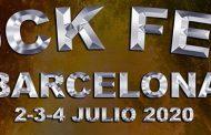 ROCK FEST BARCELONA Presenta la segunda tanda de confirmaciones