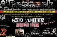 9º Festival Perrock 2020 – 23 de febrero en Fuengirola (Málaga)
