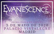 EVANESCENCE anuncian fecha única en ESPAÑA el próximo 3 de mayo en MADRID