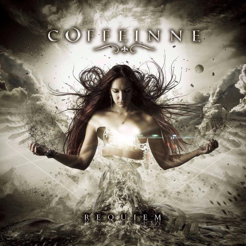 COFFEINNE revela portada, tracklist y fecha de lanzamiento de su próximo disco «Requiem»