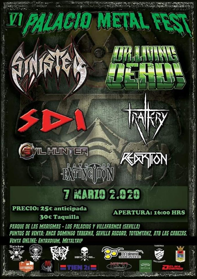 [Entrevista] Promotora Palacio Metal Fest