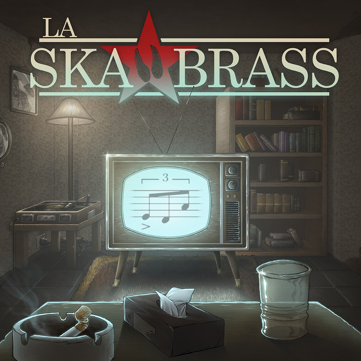 [Reseña] «Mírela» el nuevo disco de LA SKA BRASS