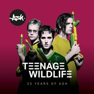 ASH publica su álbum 25 Aniversario: 'TEENAGE WILDLIFE: 25 Years Of Ash'