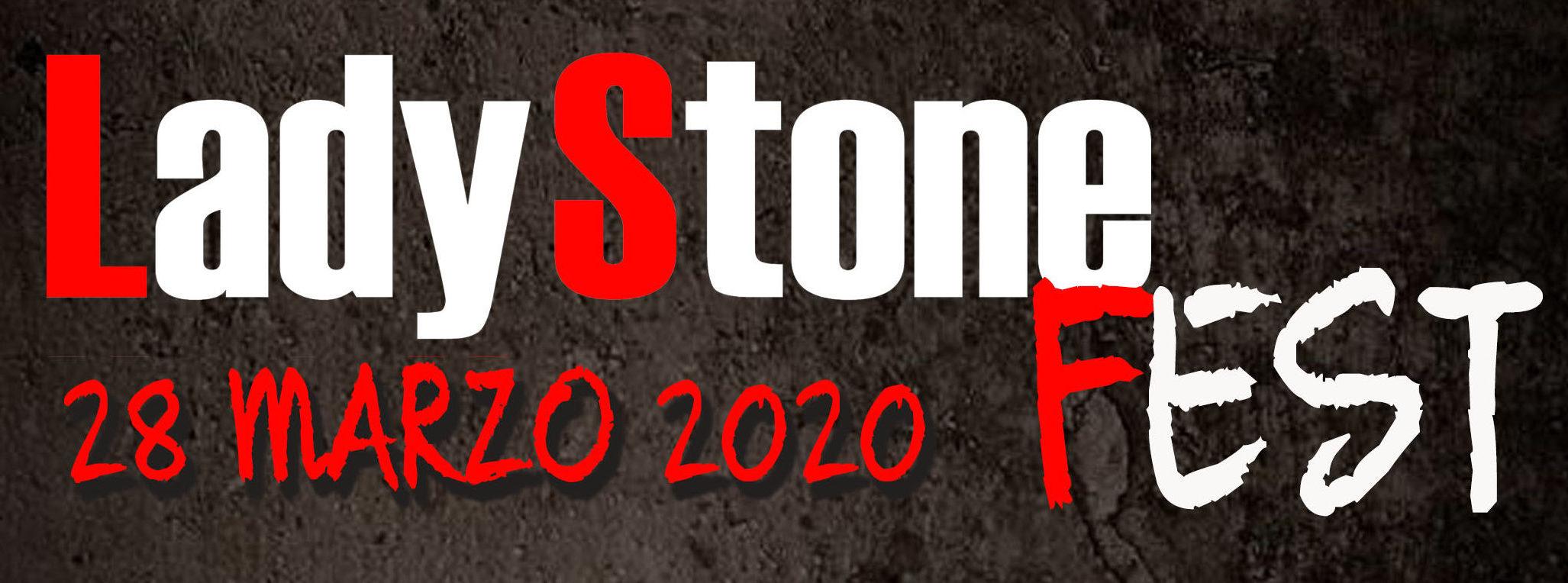 LADY STONE FEST: Eternal Psycho + River Crow + Paralelum – 28 marzo (Madrid)