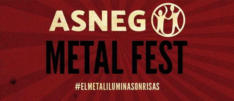 ASNEG Metal Fest- Primera edición el 12 de septiembre en Sevilla (Sala Even)