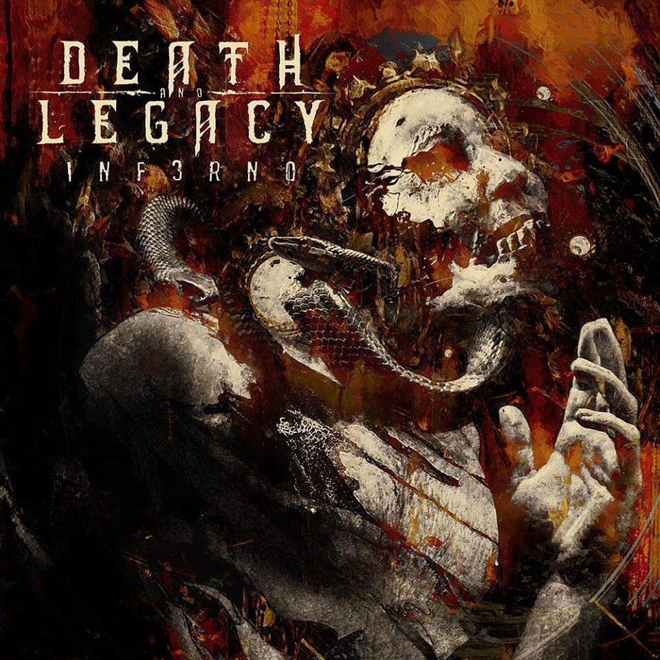 Death&Legacy presenta nuevo Vídeo Lyric «HELLFIRE»