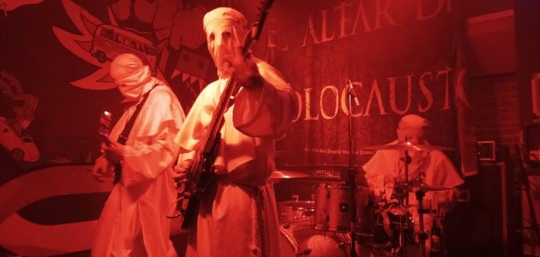 [Crónica] El Altar Del Holocausto – 6 de marzo en Logroño