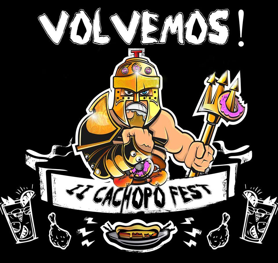 II CACHOPO FEST anuncia nueva fecha en septiembre