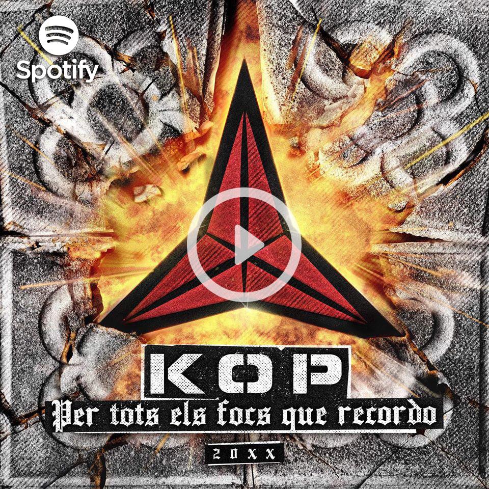 """KOP – Nuevo trabajo «Per Tots els focs que recordo"""""""