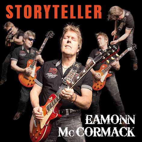 EAMONN McCORMACK- Revival de Blues Rock y actuación en el 25 Aniversario de Rory Gallagher