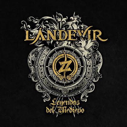 LÁNDEVIR: Lanzará 'Leyendas del Medievo' el 16/10, single de adelanto de su próximo EP + Concierto 20º aniversario