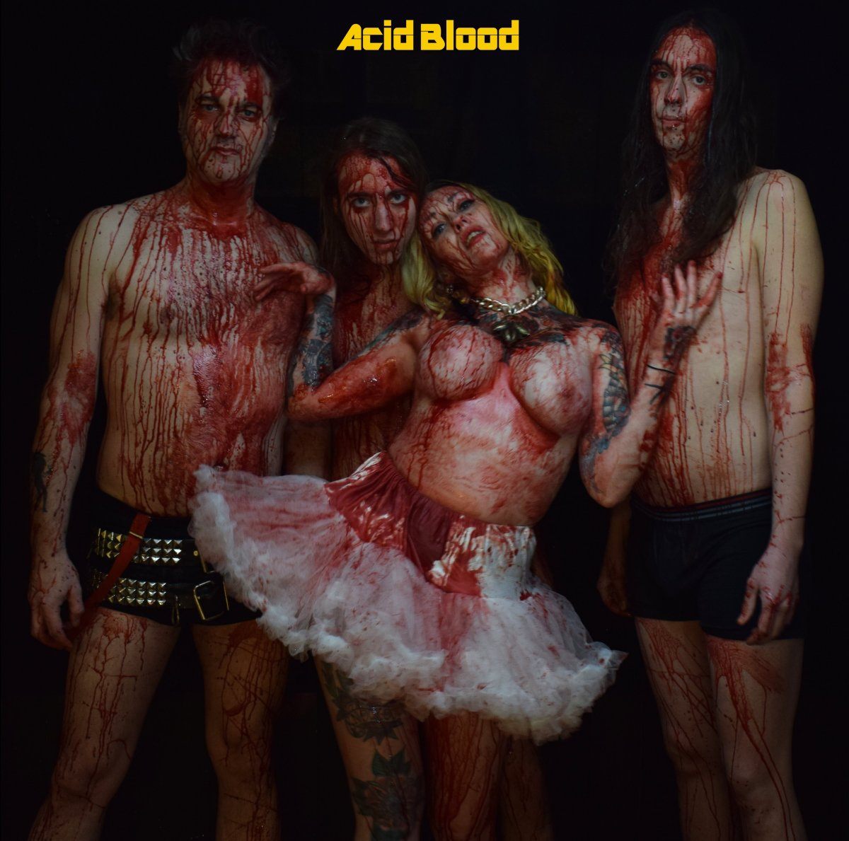 Acid Blood: Nuevo single y videoclip «To The Grape»