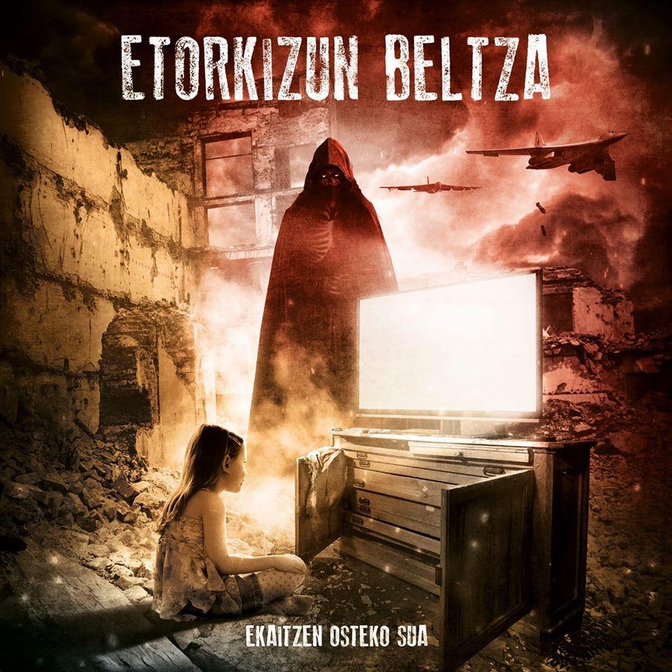 """[Reseña] """"Ekaitzen Osteko Sua"""" nuevo disco de Etorkizun Beltza"""