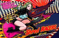 Shred Racers: Concierto en Directo en Streaming con los guitarristas más técnicos de Japón
