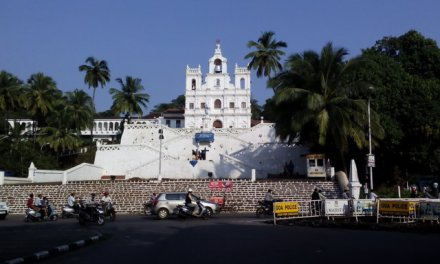 Norte de Goa. Baga, Calangute y Panjim