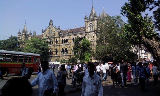 Parte 1, Viaje: Mumbai