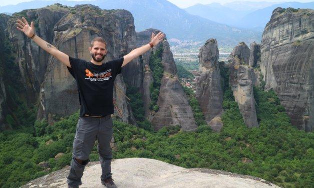 Entrevista por un Mundo Mejor #7: Antonio G (Creador del exitoso Blog Inteligencia Viajera)