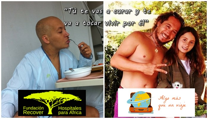 Entrevista por un Mundo Mejor #8: Alejandro Moreno Domingo (Empresario que pasó por una leucemia)