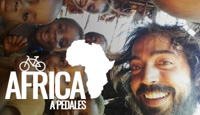África a pedales