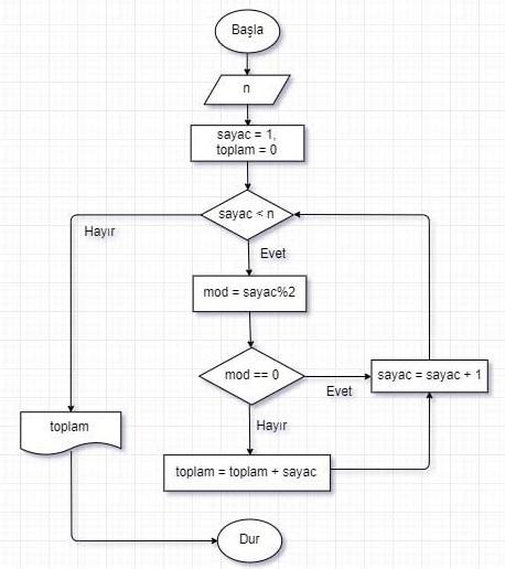 Algoritma Örnekleri 13