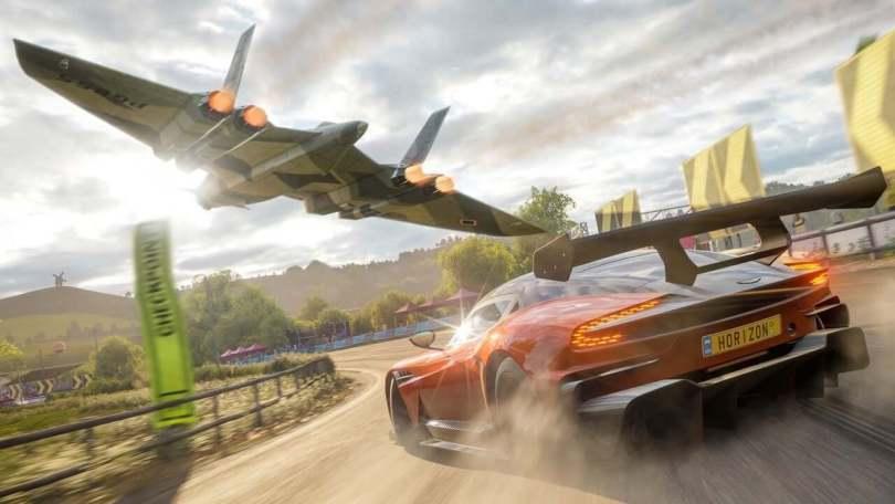 Forza Horizon 4 Sistem