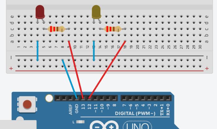 Arduino ile Flip Flop Devresi