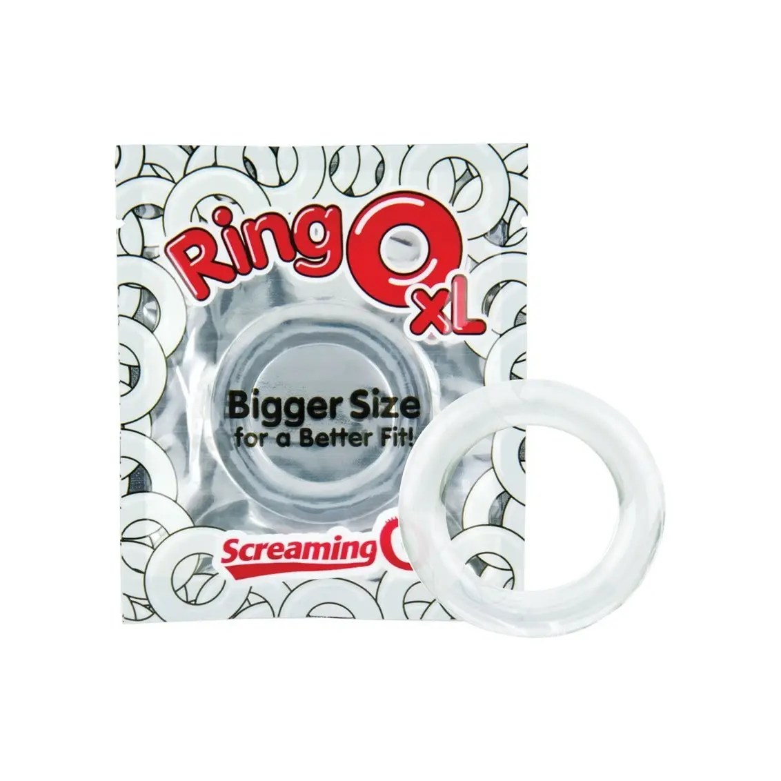 RingO XL Penis Rings by Screaming O