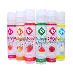 ID Frutopia - Natural Flavored Water-Based Personal Lubricant