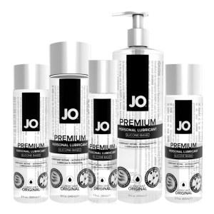 Jo Premium Classic Silicone Based Personal Lubricant