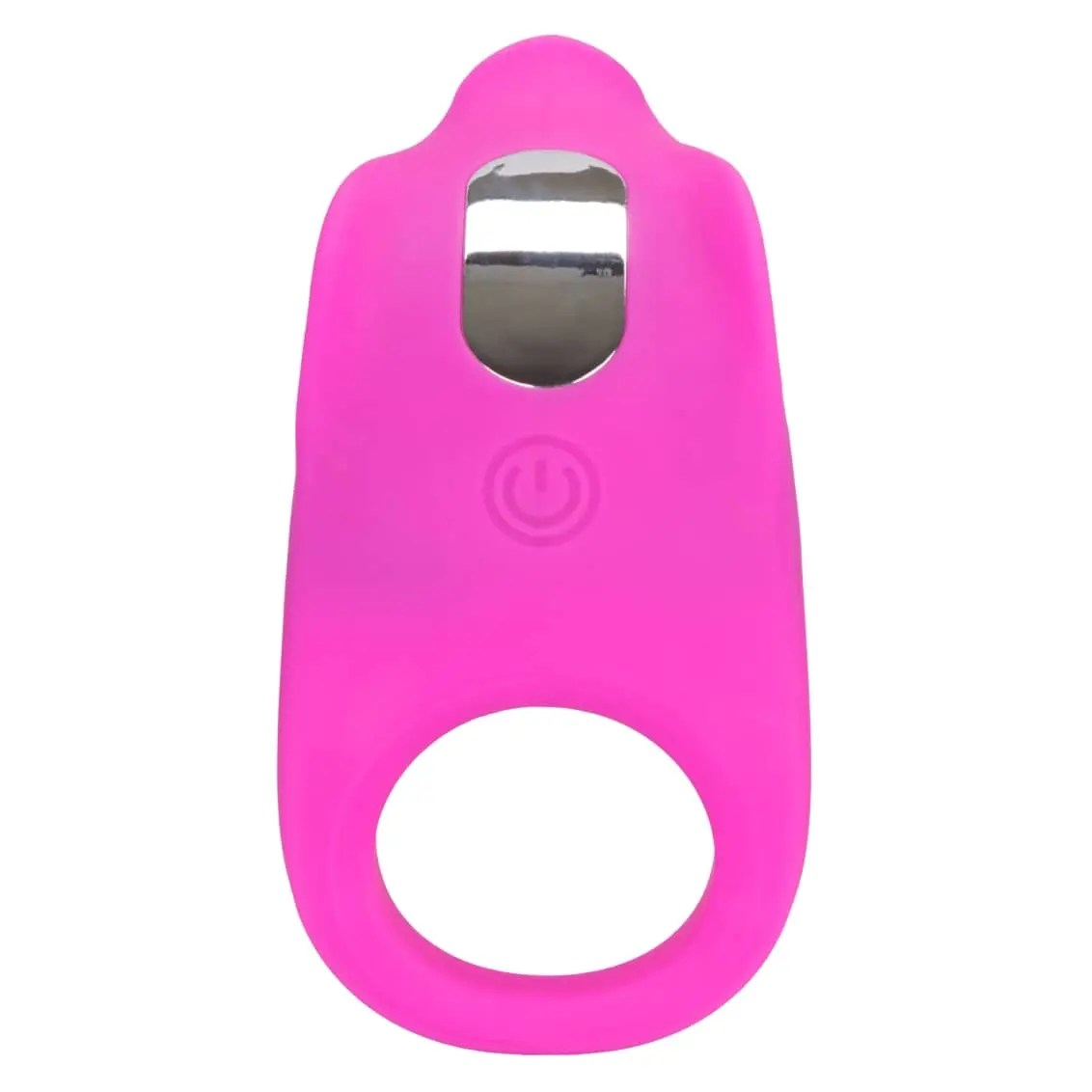 Teasing Enhancer - Silicone Rechargeable Couples Ring