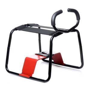 Bangin Bench EZ-Ride Sex Stool with Handles by Lovebotz