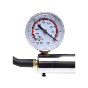 Penis Pump Kit with Gauge - 3 Cylinder Sizes - 2, 2.25 and 2.5 inches