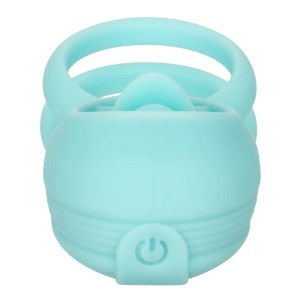 French Kiss Enhancer - Silicone Rechargeable Couples Ring