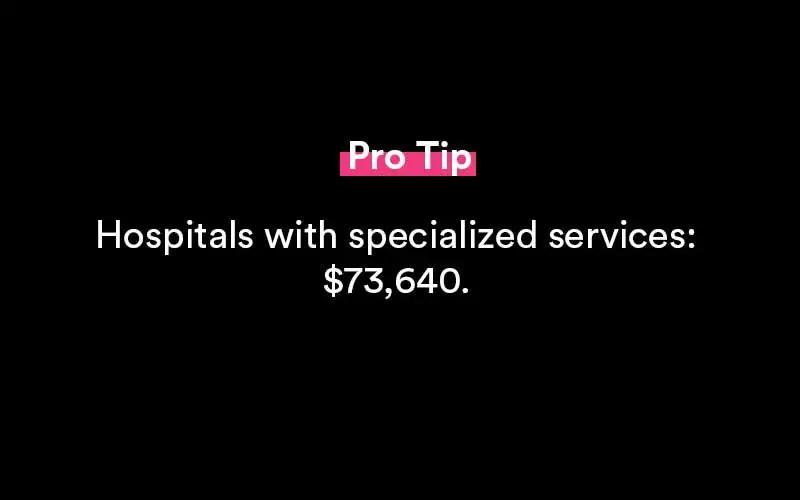ultrasound tech salary information