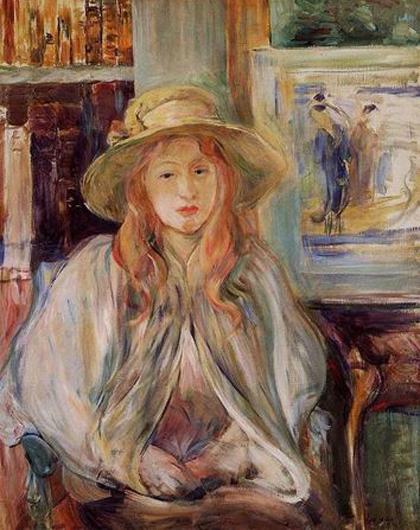 Berthe Morisot - Julie Manet - 1892