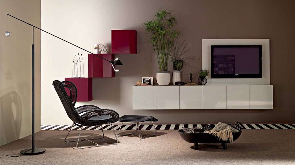 Tv Lounge Interior Design Ideas Pakistan
