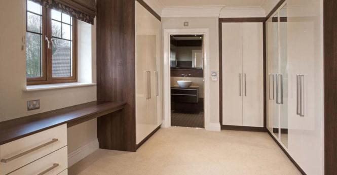 Maximize Bedroom Storage In