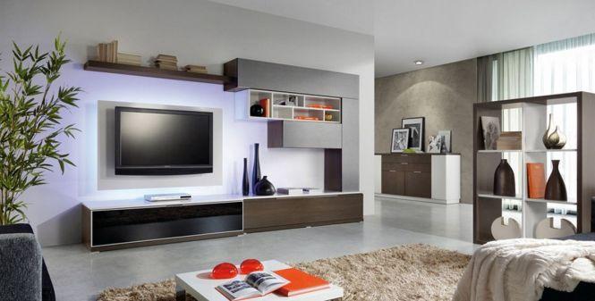 Modern Design Lcd Tv Cabine