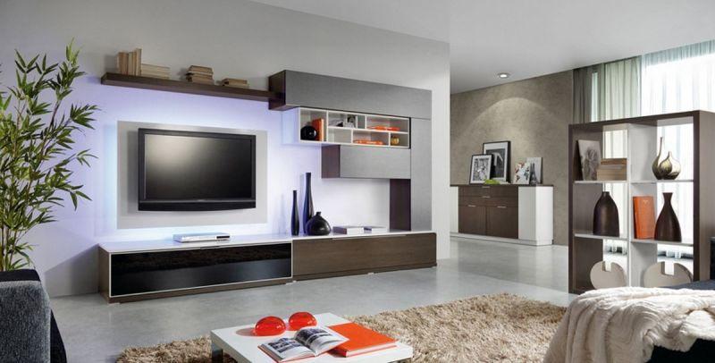 Modern Design Lcd Tv Cabinet