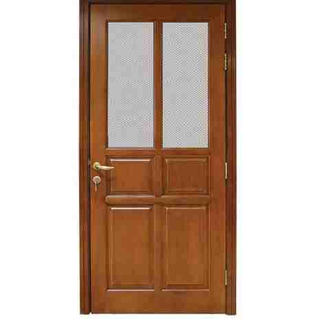 Ash Wooden Mesh Double Door Hpd512 Mesh Panel Doors Al