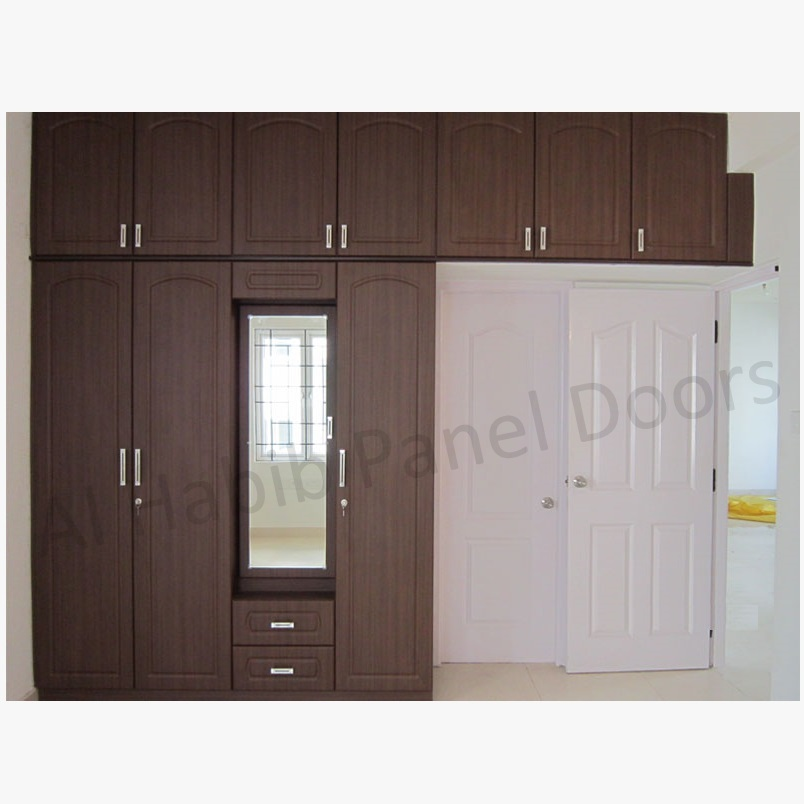 fixed wardrobe for bedroom hpd520 - fitted wardrobes - al habib