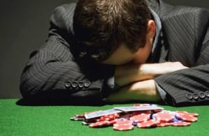 ギャンブル依存