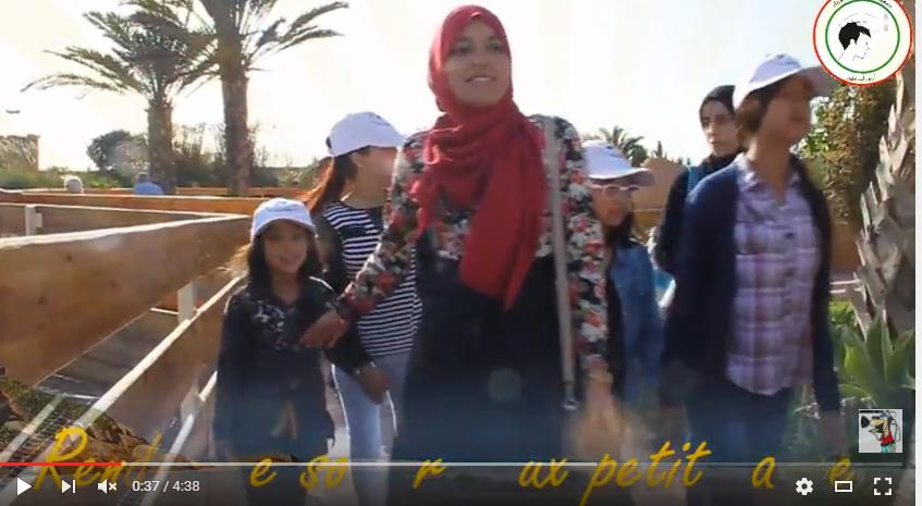 زيارة أطفال جمعية الحنان لرعاية الايتام لمنتزه Croco Parc للتماسيح 2015