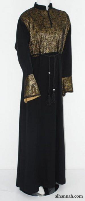 Embroidered Womens Abaya ab585