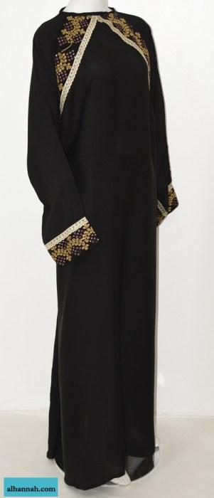 Najwa Abaya - Pull Over Style ab661