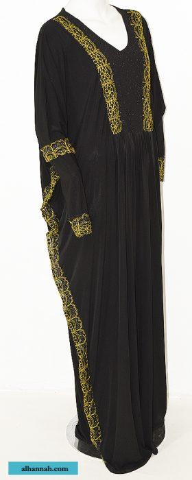 Hafthah Abaya - Pull Over Style ab667