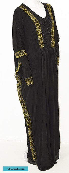 Hafthah Abaya - Pull Over Style ab667