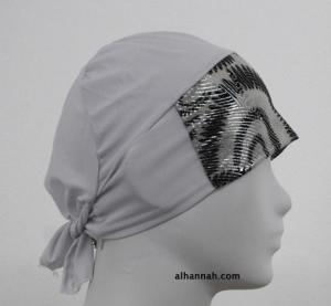 Al Amirah style Printed underscarf  ac263