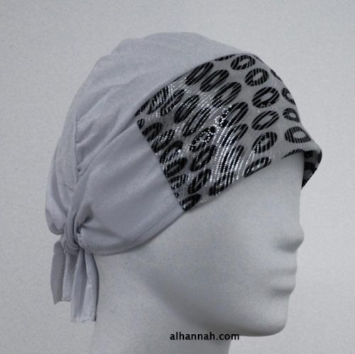 Al Amirah style Printed underscarf  ac264